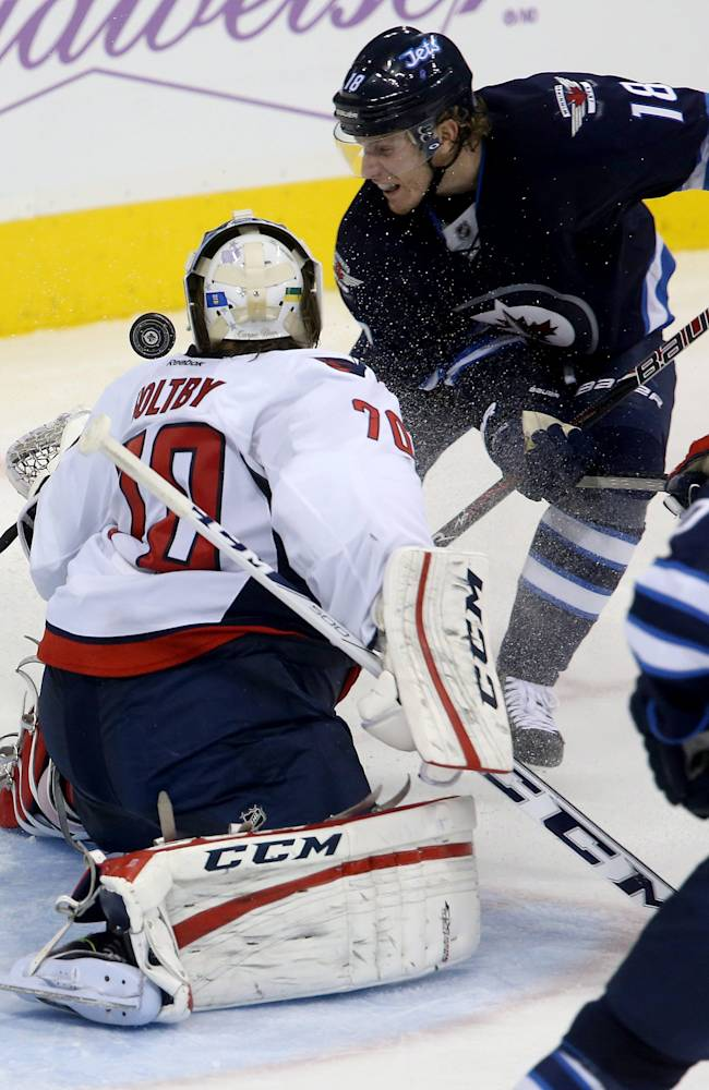 Erat has SO winner and Capitals outlast Jets 5-4