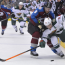 Stastny leads Avs to 5-4 OT win over Wild The Associated Press