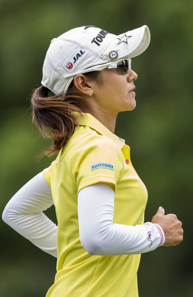 Wie a shot off lead at NW Arkansas Championship