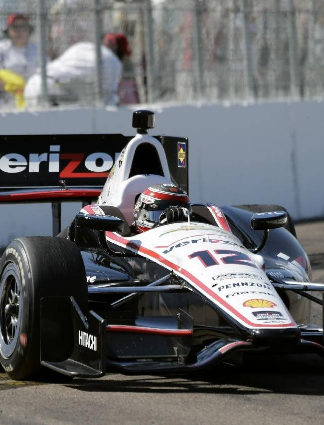 Power opens IndyCar season with win in St. Pete