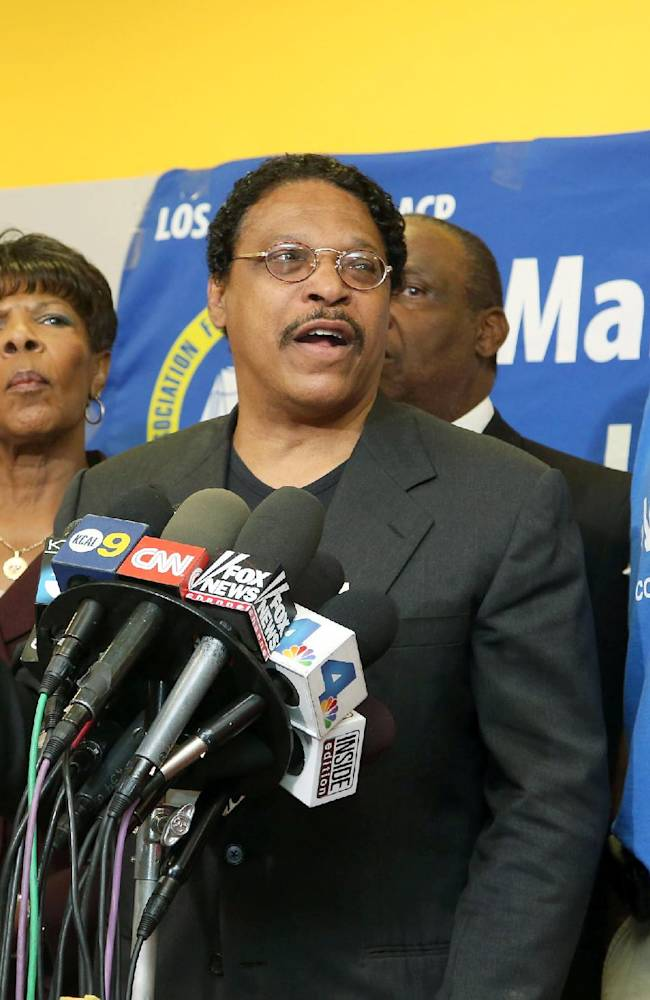 Los Angeles NAACP denounces Donald Sterling