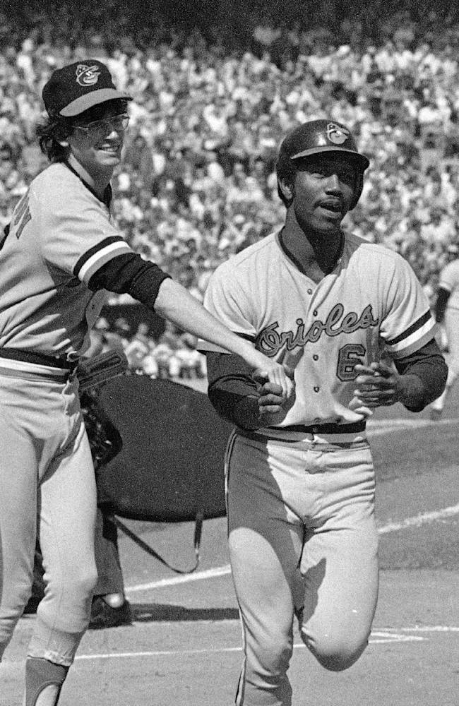 Former Orioles star Paul Blair dies