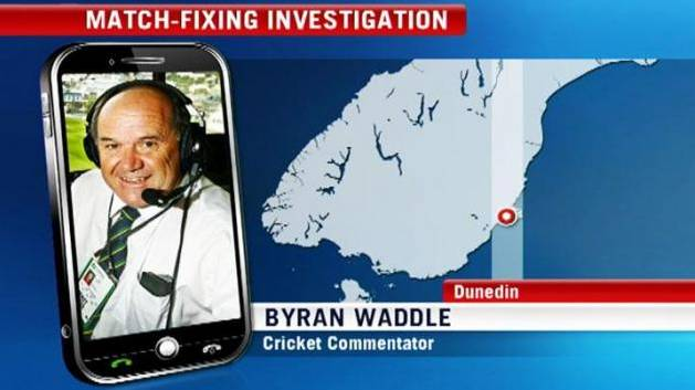 NZ Linked With Match-fixing - Waddle