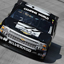Truck Series qualifying order for Canada