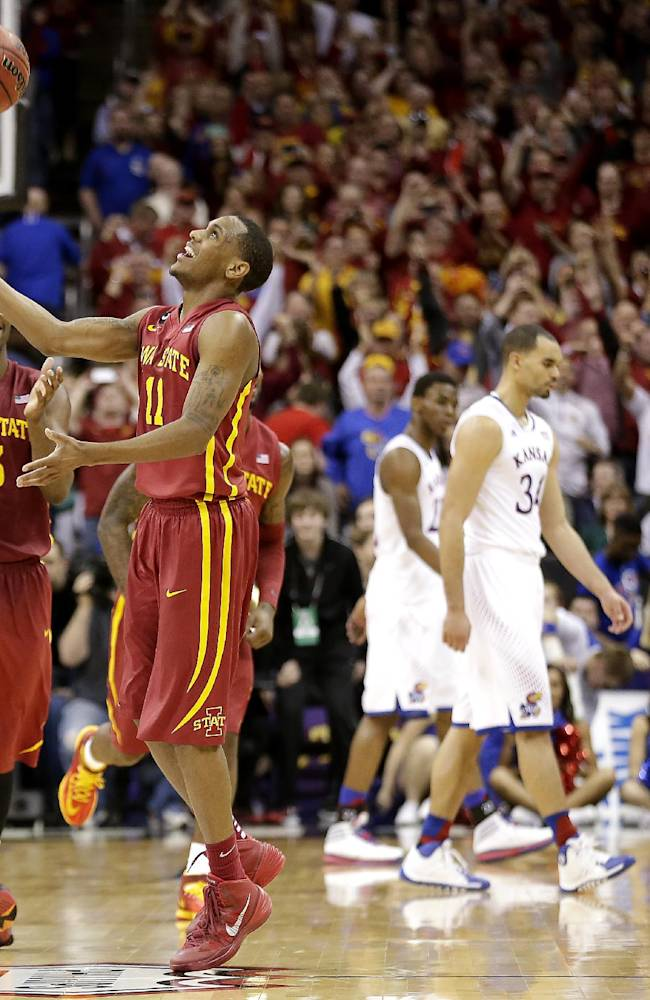 No. 16 Iowa State to meet Baylor in Big 12 finals