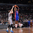 Plumlee, Nets hold off Pistons, 110-105 The Associated Press