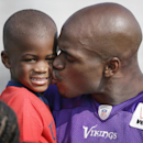 Peterson just 1 of the players left in limbo by ruling The Associated Press