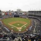 FILE - This March 31, 2011 file photo is an overall view of Yankee Stadium in New York during an opening day baseball game between the Detroit Tigers and New York Yankees. The Yankees are partnering with Manchester City to own Major League Soccer's 20th team, which will be called New York City Football Club and plans to start play in the 2015 season.(AP Photo/Frank Franklin II)