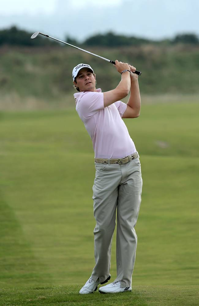 Alfred Dunhill Links Championship - Day Three