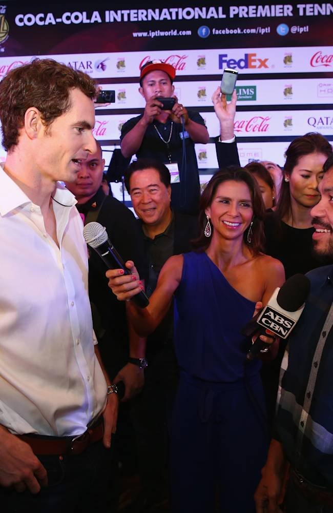 Coca-Cola International Premier Tennis League - Philippines: Previews