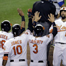 Orioles clinch AL East with 8-2 win over Blue Jays (Yahoo Sports)