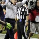 Seattle Seahawks head coach Pete Carroll celebrates a last-second touchdown by wide receiver Golden Tate to defeat the Green Bay Packers 14-12 in an NFL football game, Monday, Sept. 24, 2012, in Seattle. (AP Photo/Stephen Brashear)