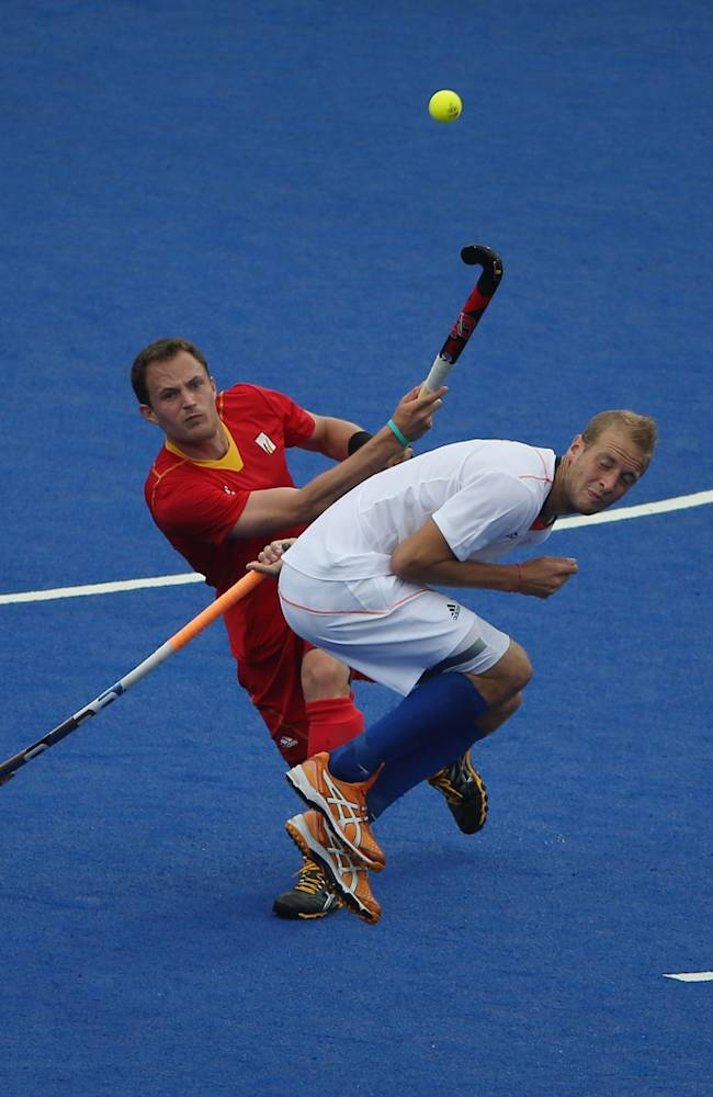 Olympics Day 5 - Hockey