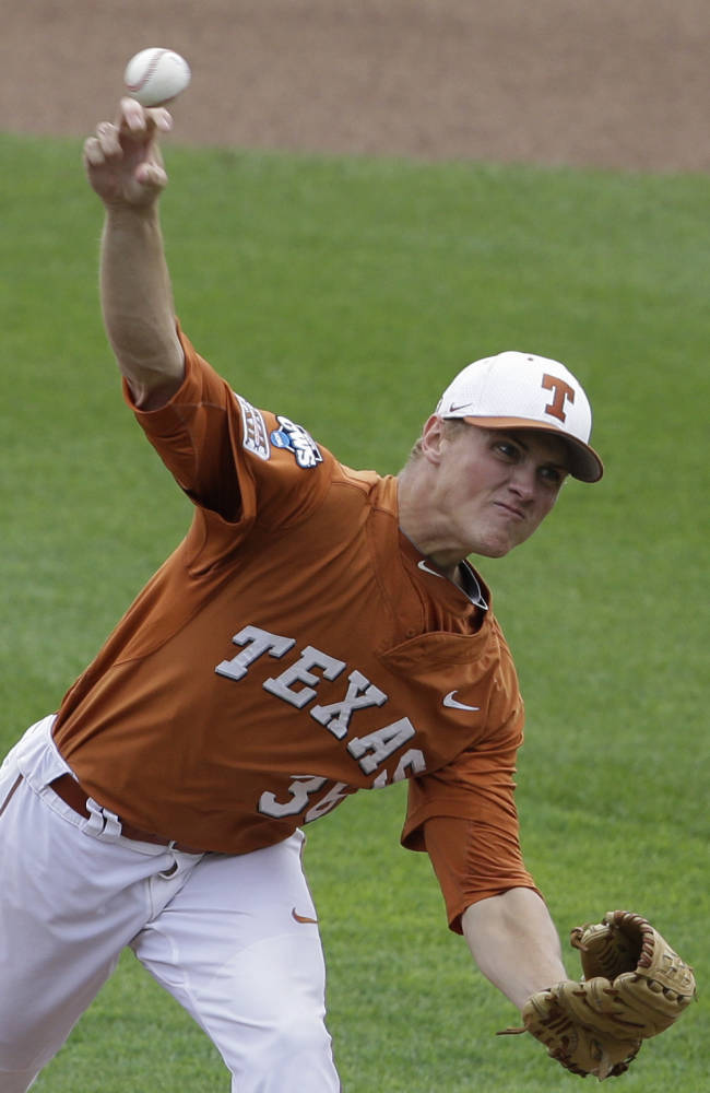 Texas is in survival mode after 3-1 loss to Irvine