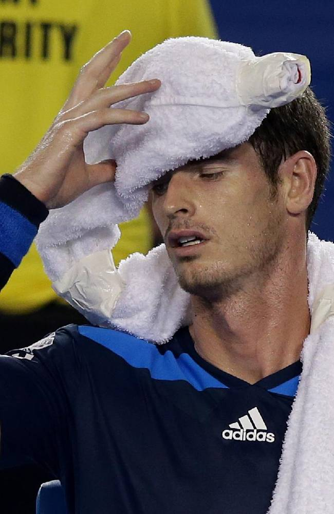 Murray through to Aussie Open 3rd round