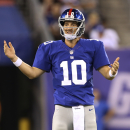 Eli Manning optimistic about Giants The Associated Press