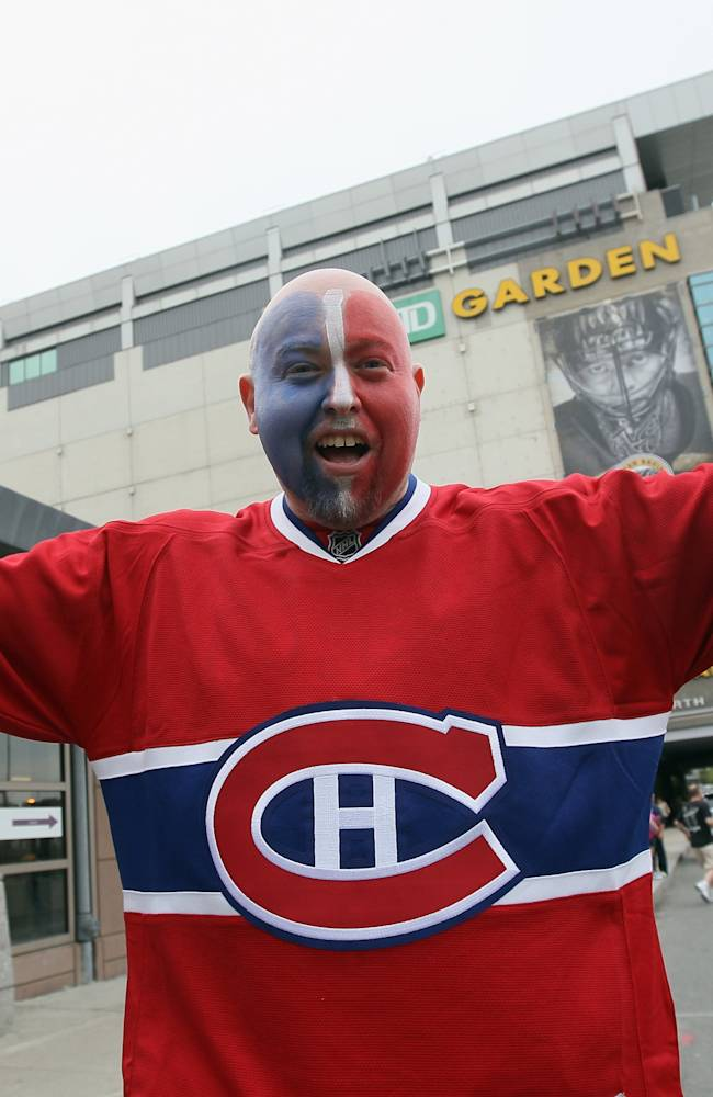 Montreal Canadiens v Boston Bruins - Game Five