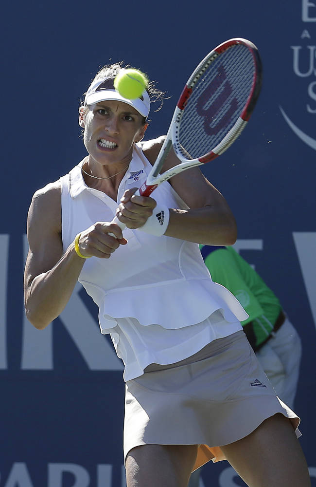Petkovic beats Venus Williams at Stanford