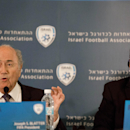 Palestinians complain to FIFA over detained player (The Associated Press)
