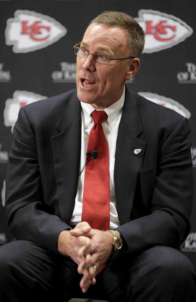 GM John Dorsey guides make-over Chiefs to playoffs