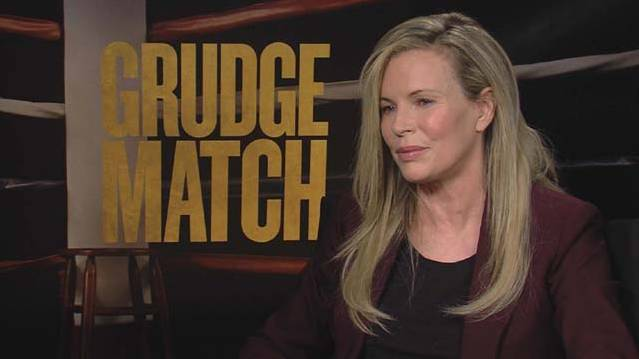 Kim Basinger Talks Transitioning From Mother Back To Movie Star
