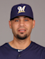 Michael Gonz&aacute;lez - Milwaukee Brewers