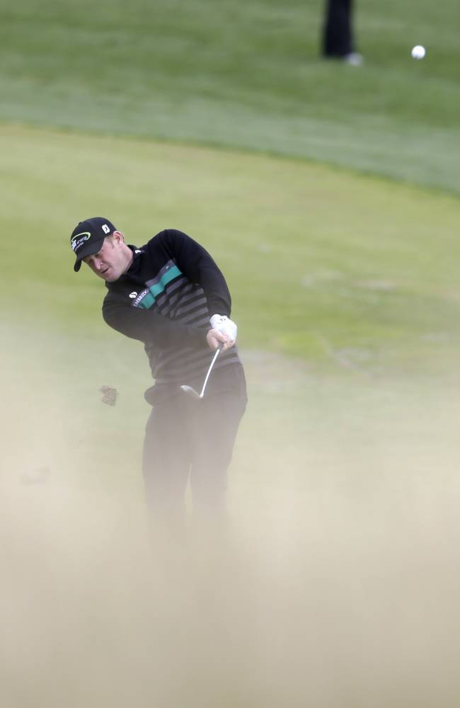 Donaldson wins Czech Masters, makes Ryder Cup