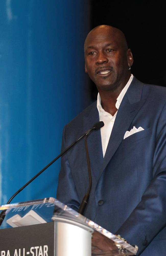 Michael Jordan to be inducted in FIBA Hall of Fame
