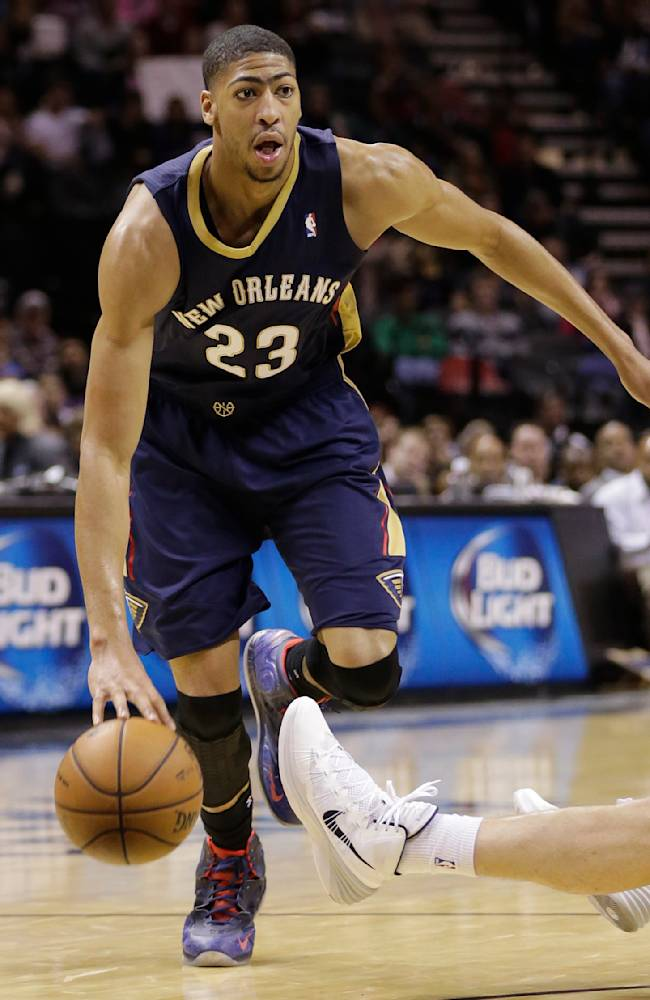 Ginobli scores 16, leads Spurs over Pelicans