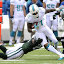 Dolphins' Wallace faces former team Sunday The Associated Press