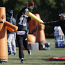 Philadelphia Eagles' Jeremy Maclin runs a drill during NFL football practice at the team's training facility, Tuesday, Nov. 18, 2014, in Philadelphia The Associated Press