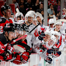 Washington Capitals v New Jersey Devils Getty Images