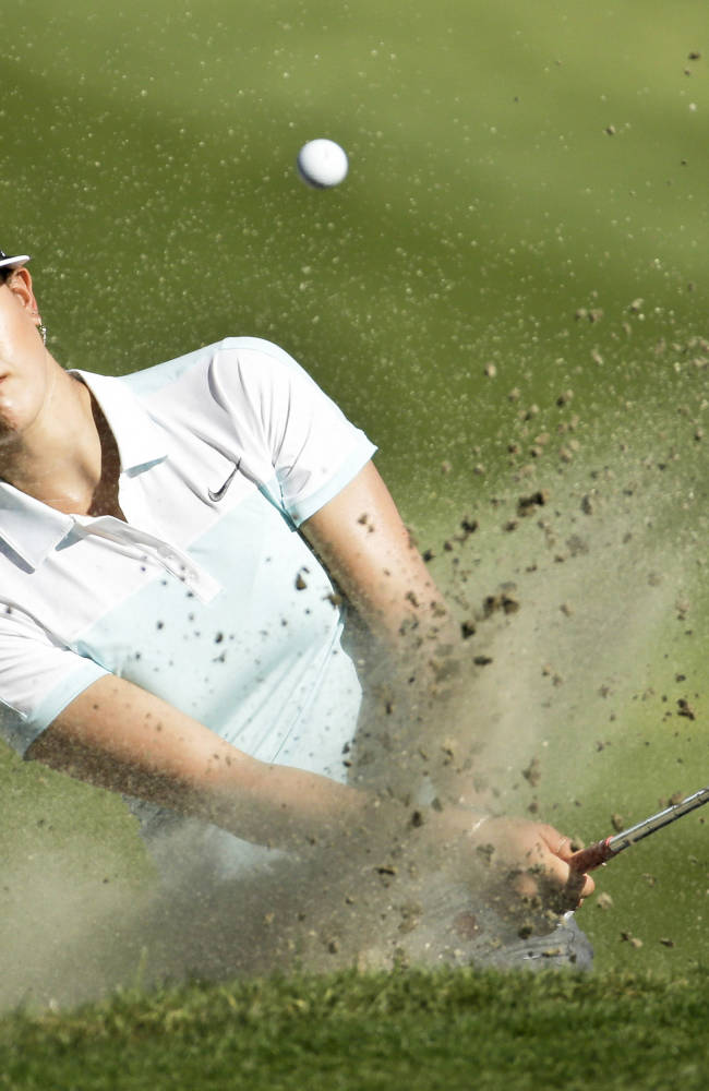 Shanshan Feng leads Kraft Nabisco