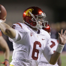 USC to be in 'good frame of mind' vs. Cougars The Associated Press
