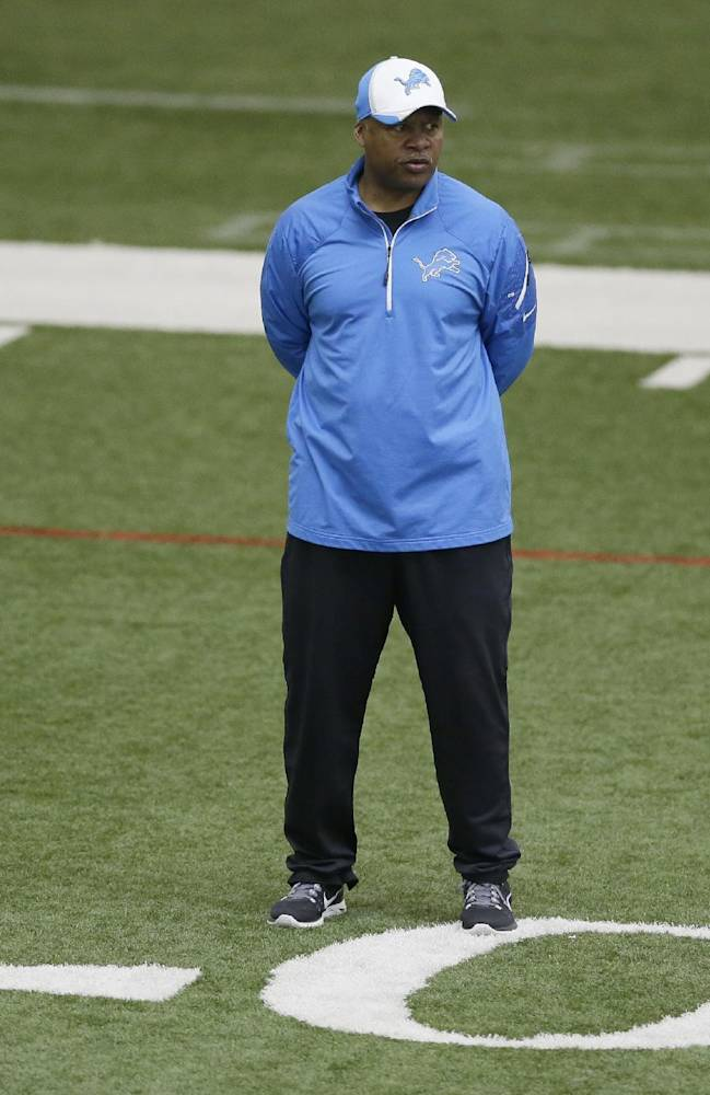 Lions like Caldwell's cool, calm, collected style