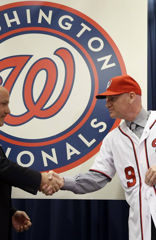 Nats' Williams describes his style as 'aggressive'