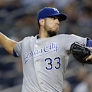 James Shields pitches Royals past Yankees 1-0 The Associated Press