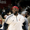 LeBron starts new journey with Cavaliers (Yahoo Sports)