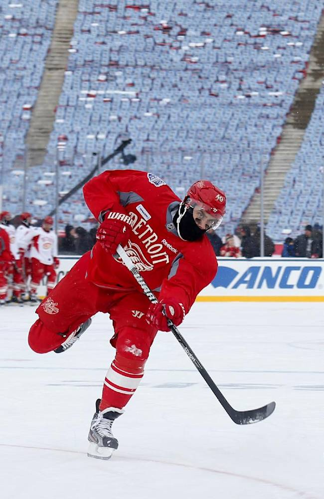Maple Leafs-Red Wings Preview