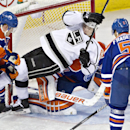 Kings cruise to 7th straight win, 4-2 over Oilers The Associated Press
