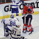 The Latest: Chicago beats Tampa 2-1, evens final at 2-2 The Associated Press