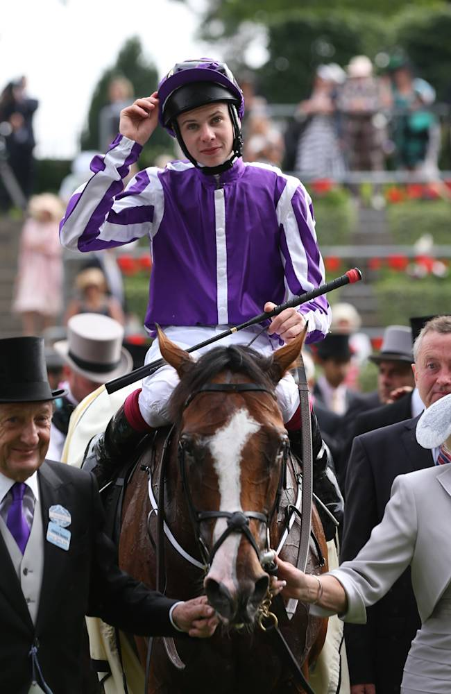 Royal Ascot 2014 - Day Three