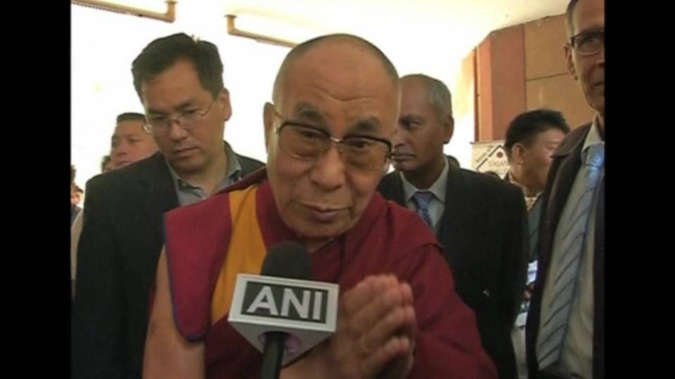 We must carry on his spirit-Dalai Lama