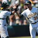 Seattle Mariners v Oakland Athletics Getty Images