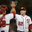 Nats' Storen, others get 2nd chance in postseason The Associated Press