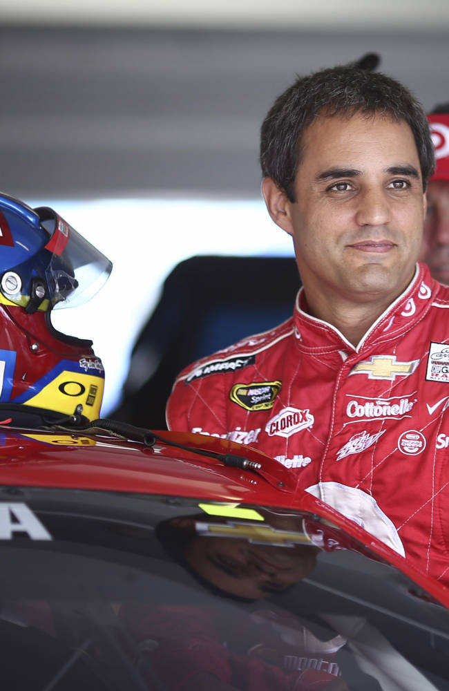 Montoya set for 2-race return to NASCAR