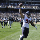 Watt's TD catch fuels Texans' 30-14 win vs Raiders The Associated Press