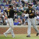 Alvarez hit go-ahead HR, Pirates hold off Cubs 5-4 The Associated Press