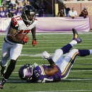 Giants wary of Hester's return ability The Associated Press