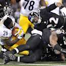 Ravens hold on for 22-20 win over Steelers The Associated Press